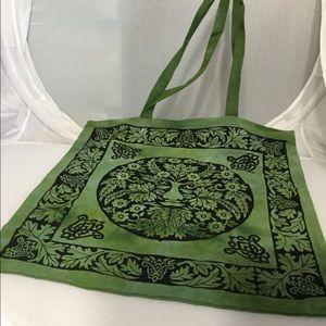 The Green Man Tote Bag